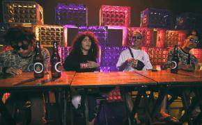 """Choice, Sant, Lord, Tiago Mac, e Maria apresentam inédita """"Capricorniana"""" do Poesia Acústica"""