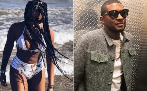 Ludmilla recebe mensagem privada do Usher após publicar vídeo no Instagram