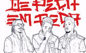 """Matuê, Knust e Chris Mc se unem na inédita """"De Peça em Peça""""; ouça"""