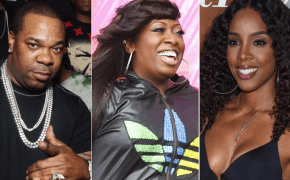 "Busta Rhymes libera novo single ""Get It"" com Missy Elliot e Kelly Rowland"