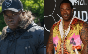 "Big Shaq libera remix do hit ""Man's Not Hot"" com Busta Rhymes"