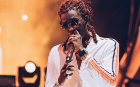 Venda oficial de ingressos de show do Young Thug no Brasil é liberada