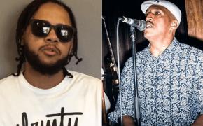 """Emicida faz freestyle no beat de """"Vida Loka Pt. 2"""" em homenagem ao aniversário do Mano Brown"""