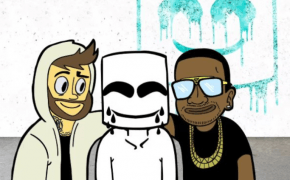 "Marshmello traz Juicy J e James Arthur para novo single ""You Can Cry""; ouça"