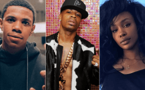 "A Boogie e Plies remixam faixa ""The Weekend"" da SZA"