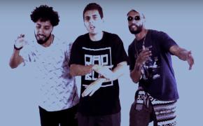 """DJ Caique une Alves e Fabio Brazza na inédita """"SouFree""""; confira"""
