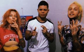 MC Lan, Naio e Luanna gravaram juntos clipe de single inédito