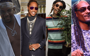 "Joe Moses libera novo EP ""SuWop"" com Future, Wiz Khalifa, Snoop Dogg e +"