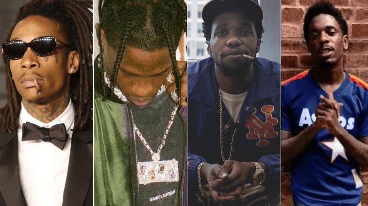 Wiz Khalifa confirma Travis Scott, Curren$y, Jimmy Wopo e