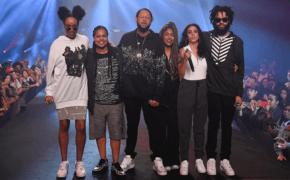 """Emicida lança novo single """"Selvagem"""" com Drik Barbosa, Dory de Oliveira, Stefanie, Souto MC e Fióti"""