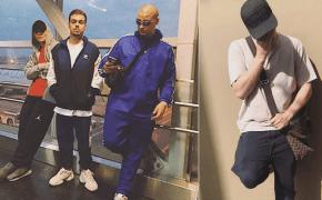 """Costa Gold divulga prévia de novo single """"Prada Louis"""" com Jay Kay; confira"""