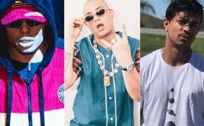 MC Lan divulga prévia de faixa inédita com Predella e Xamã