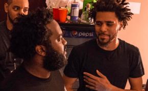 Bas canta faixa inédita com colaboração do J. Cole em show