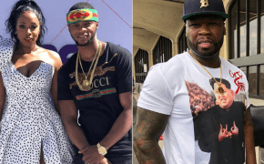 Clima entre Papoose e 50 Cent esquenta por conta de Remy Ma