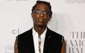 Young Thug divulga prévia de faixa inédita
