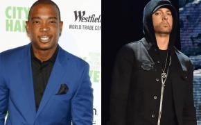 """Ja Rule comenta menção do Eminem em seu novo álbum """"Kamikaze"""""""