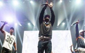 "Wu-Tang Clan performa ""Protect Ya Neck"" e ""C.R.E.A.M"" com o filho do ODB no Jimmy Kimmel Live"