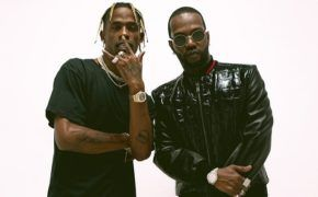"Juicy J libera o clipe de ""Neighbor"" com Travis Scott"