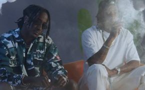 "K Camp libera o clipe de ""Clouds"" com Wiz Khalifa"