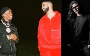 """Travis Scott libera remix oficial de """"SICKO MODE"""" com Drake e Skrillex"""