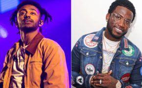 "Aminé libera remix do single ""REEL IT IN"" com Gucci Mane"