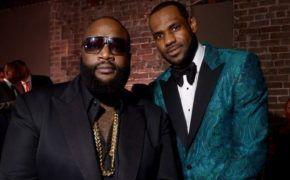 """Rick Ross afirma que novo álbum """"Port Of Miami 2"""" está nos estágios finais após mensagem do LeBron James"""