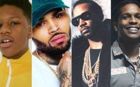 "Smooky Margielaa lança novo single ""Flight To Memphis"" com Chris Brown, Juicy J e ASAP Rocky"