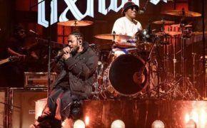 """Anderson .Paak performa """"Tints"""" com Kendrick Lamar no SNL"""