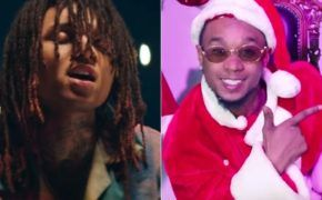 "Swae Lee e Slim Jxmmi divulgam clipe das suas faixas natalinas ""Christmas at Swae's"" e ""Nothing For Christmas"""