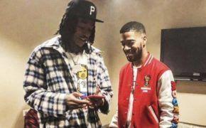 Wiz Khalifa e Kid Cudi gravaram novo material juntos