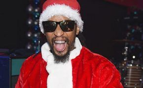 "Lil Jon lança nova faixa natalina ""All I Really Want For Christmas"""