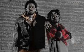 "J.I.D libera o clipe de ""Off Deez"" com J. Cole"