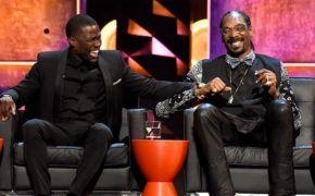 "Snoop Dogg mostra apoio ao Kevin Hart: ""fume uma blunt e mande o Oscar chupar seu p** ou morrer tentando"""
