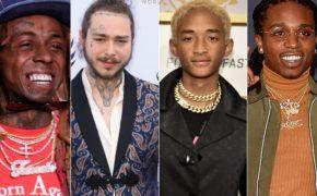 """Soundtrack de """"Homem Aranha: No Aranhaverso"""" contará com sons inéditas do Lil Wayne, Post Malone, Jaden Smith, Jacquees, e +"""