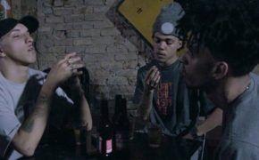 Delacruz, Sant e Tiago Mac gravaram novo videoclipe juntos