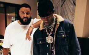 DJ Khaled e Travis Scott estiveram trabalhando juntos no estúdio