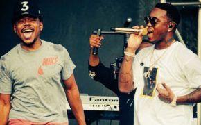 "Jeremih, Chance The Rapper e Valee gravaram clipe de ""Are U Live"""