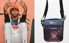 FERNVNDX Clothing, marca de YBC Raff, começa a vender shoulder bags