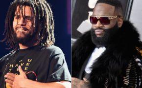 J. Cole e Rick Ross estiveram juntos no estúdio gravando novo material
