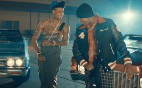 """Blueface divulga remix do hit """"Thotiana"""" com YG junto de clipe"""