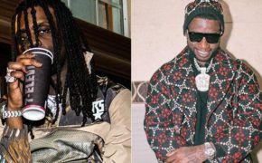 """Chief Keef divulga novo projeto """"The Leek Vol. 7"""" com participação do Gucci Mane"""