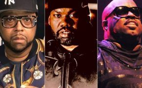 "DJ Kay Slay divulga novo single ""Hip Hop Frontline"" com Raekwon, Cee-Lo Green, Grandmaster Caz e Melle Mel"