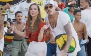 """Claudia Leitte divulga o clipe de """"Saudade"""" com Hungria Hip Hop"""