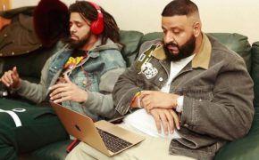 DJ Khaled esteve trabalhando com J. Cole no estúdio em novo material