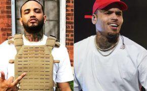 Joyner Lucas se enfurece e faz grande declaração defendendo Chris Brown de acusação de estupro