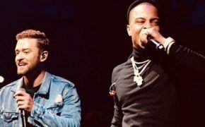 """Justin Timberlake traz T.I. para seu show em Atlanta e artistas voltam a cantar hit """"My Love"""" juntos"""