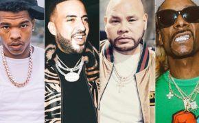 Músicas inéditas de artistas brasileiros com Lil Baby, French Montana, Fat Joe, Snoop Dogg e + estão a caminho