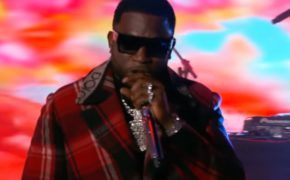 "Gucci Mane performa ""Off the Boat"" no SNL"