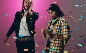"""Clipe do hit """"Congratulations"""" do Post Malone com Quavo bate 1 bilhão de visualizações no Youtube"""
