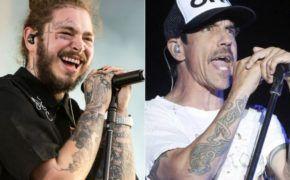 Post Malone e Red Hot Chilli Peppers se apresentarão juntos no Grammy Awards 2019